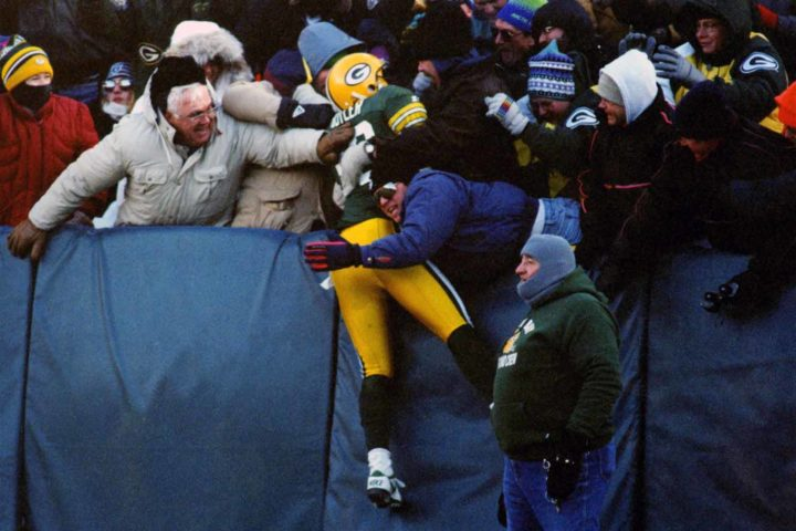 On Feb. 29, let's celebrate the history of the Lambeau Leap