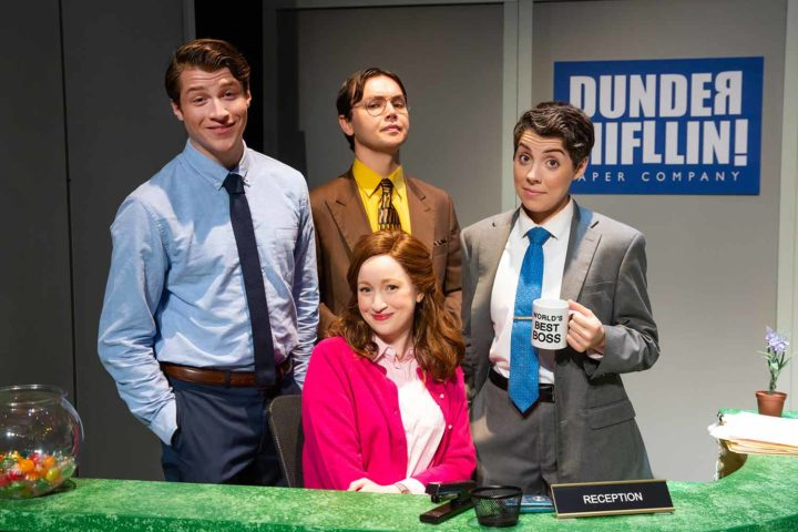 The Office! A Musical Parody's Tim Powers on the joys of being Creed