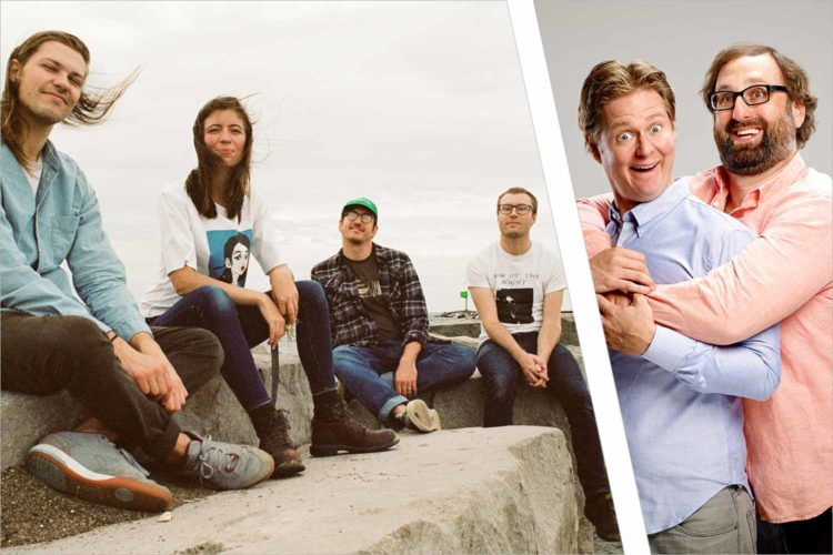 This week in Madison: Tim and Eric, Ratboys and more