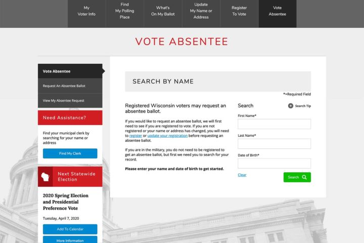 It's really easy to vote absentee. Here's how.