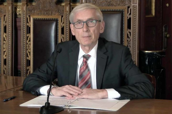 "Gov. Evers issues ""safer at home"" order for Wisconsin until April 24"
