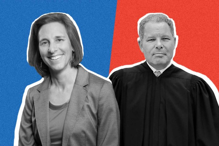 No big deal, just a 10-year Supreme Court term at stake