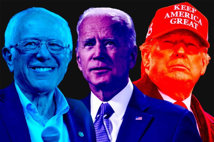 Which of these old dudes do you want running the country?