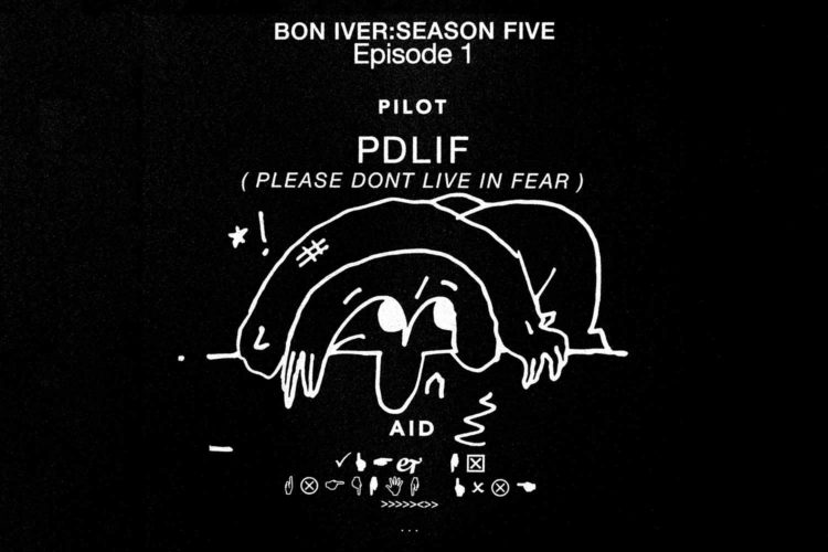 Don't live in fear, listen to a Bon Iver COVID-19 charity song instead