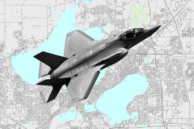 Cover your ears: the F-35 is coming to Madison in 2023