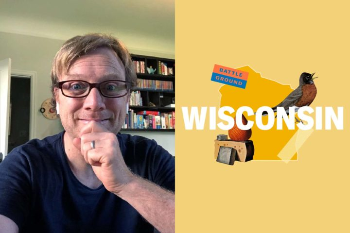 Are you there, Wisconsin voter? It's Andy Daly calling.