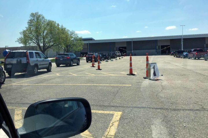 FAQs to prepare you for a COVID-19 test at Alliant Energy Center
