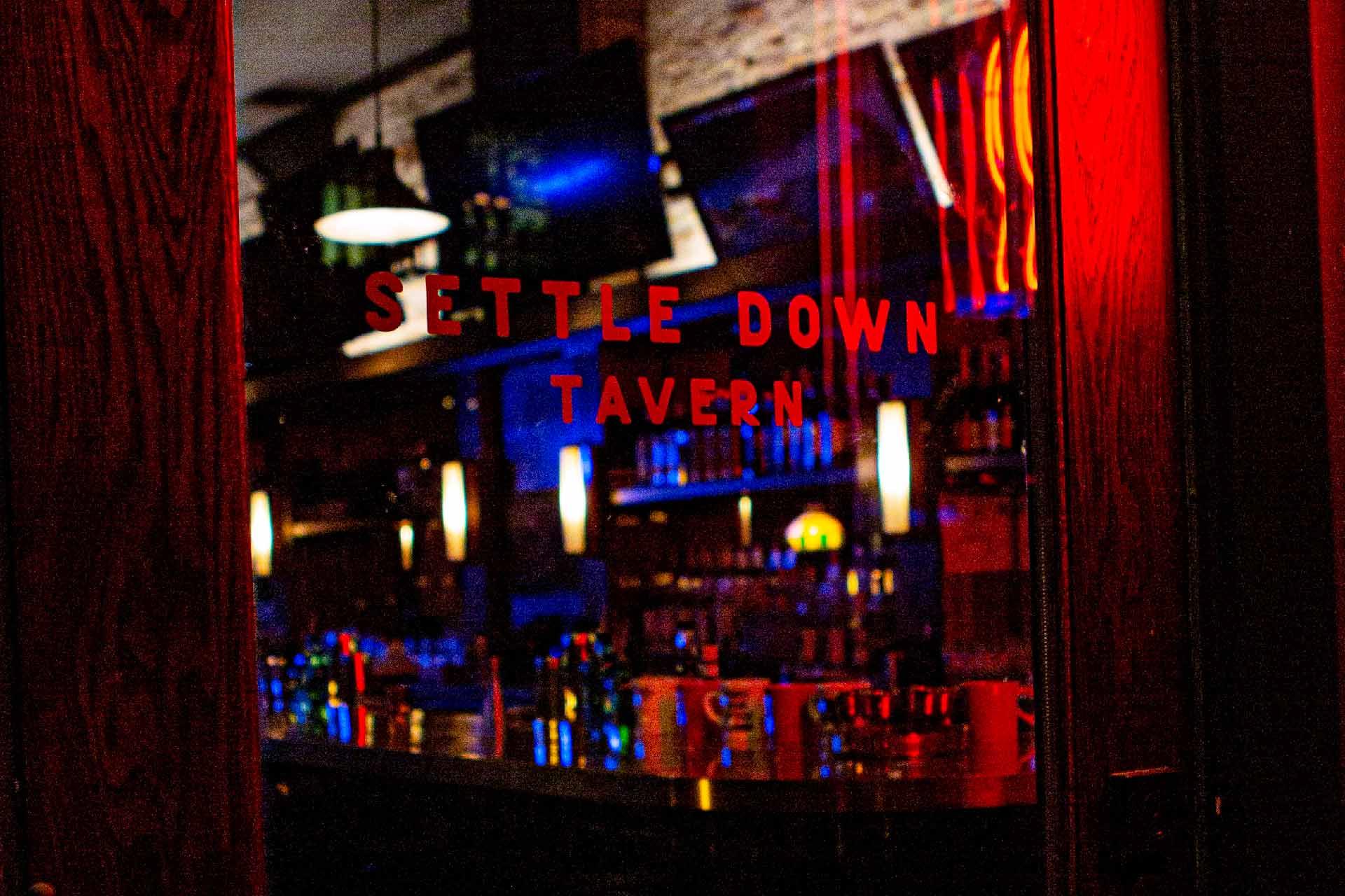 settle down tavern madison