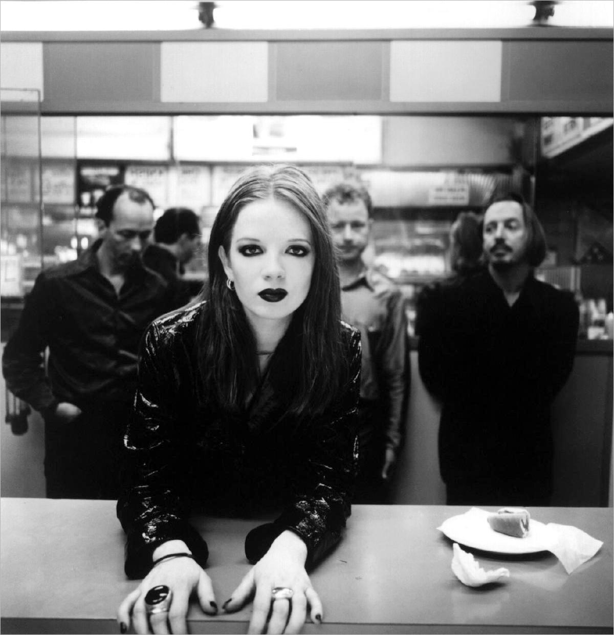 Garbage in 1995