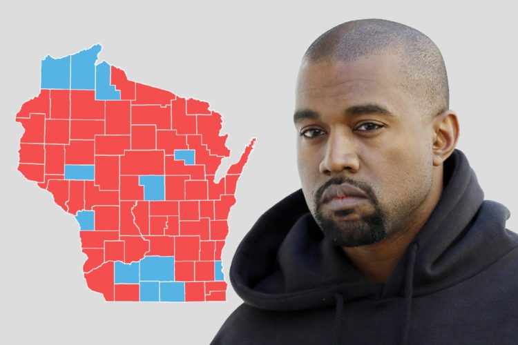 GOP ghouls are helping Kanye West get on the ballot in Wisconsin