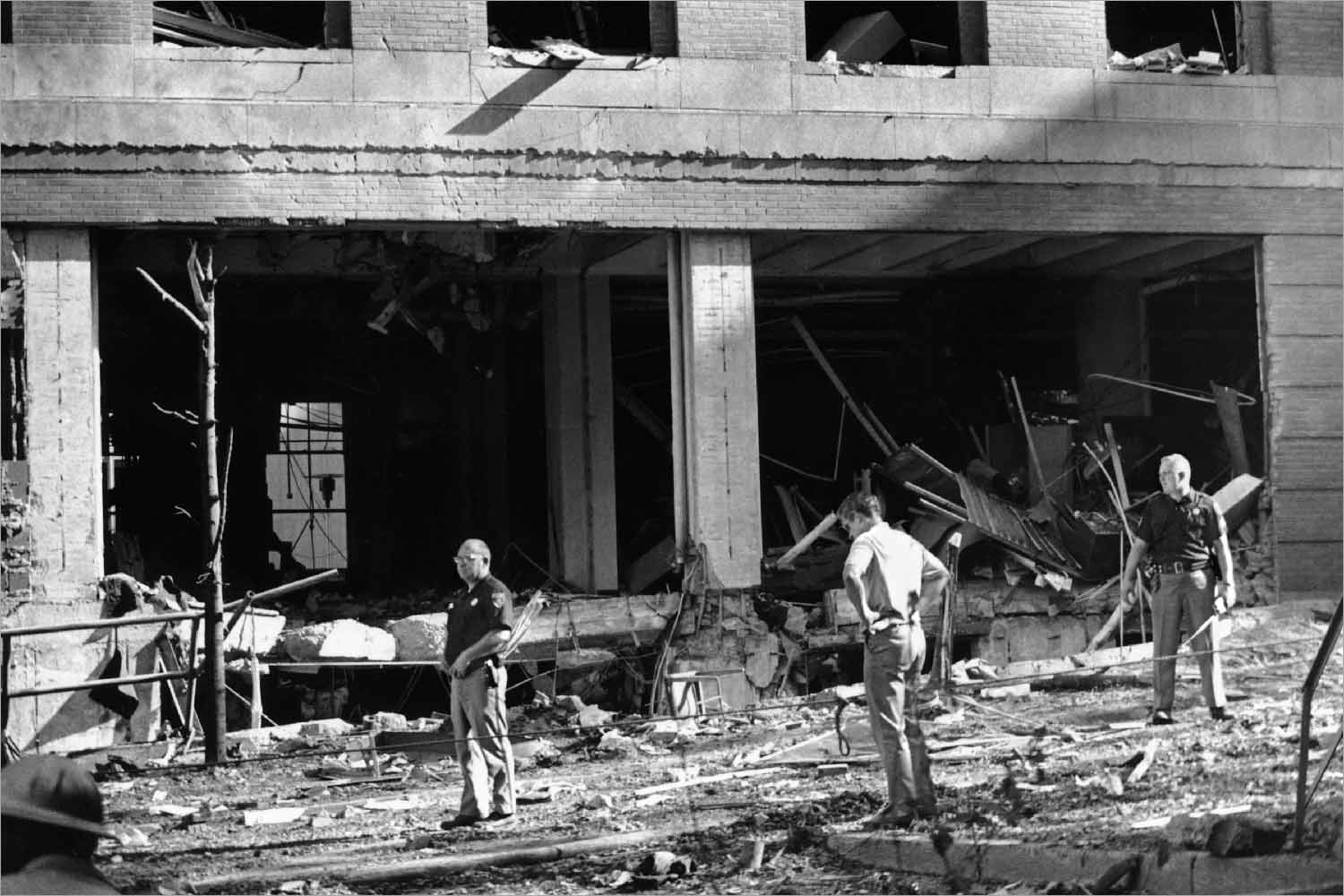 sterling hall bombing 1970