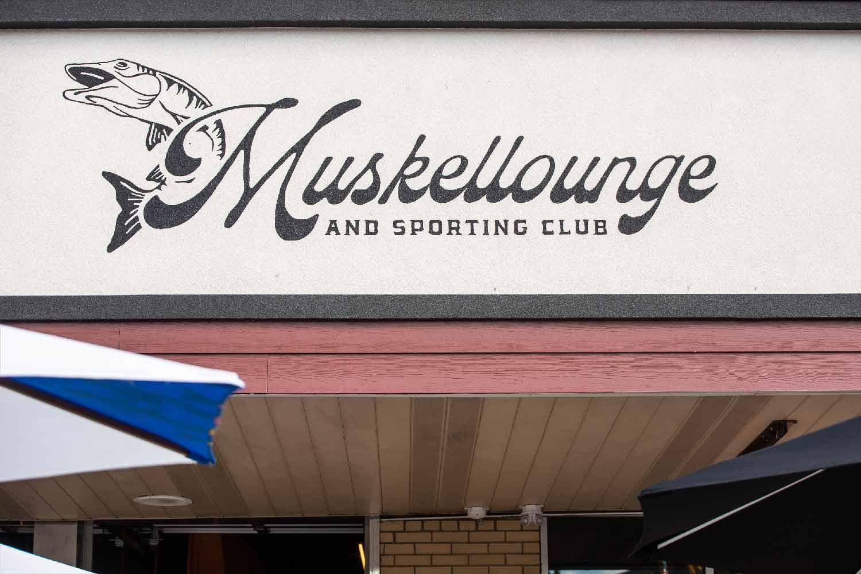 Muskie sign