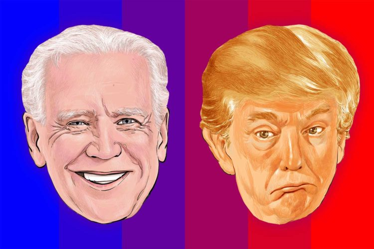 Undecided? Here's how Biden and Trump compare on key issues