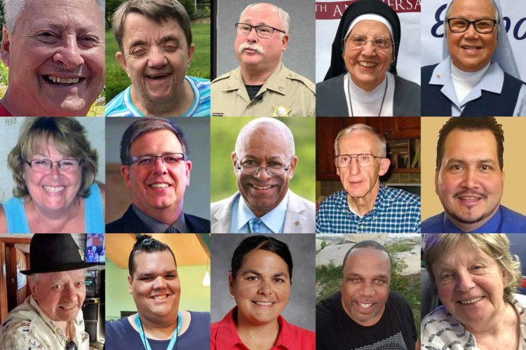 Faces of COVID in Wisconsin: Some of those we've lost so far