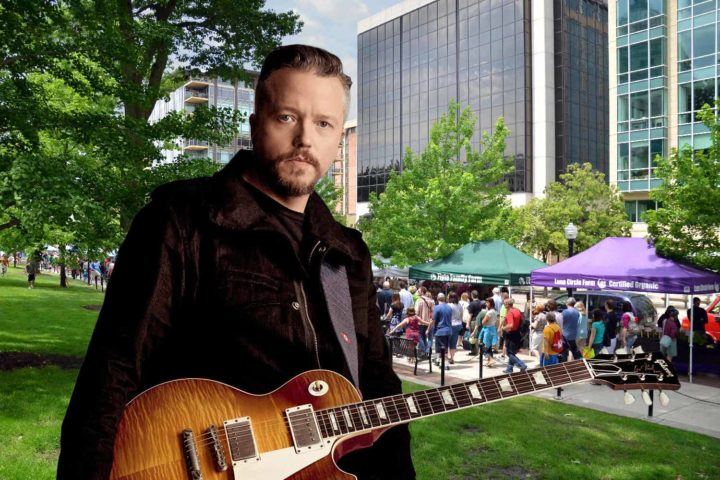 "Jason Isbell is out here tweeting about Madison, the ""Miami of the Midwest"""