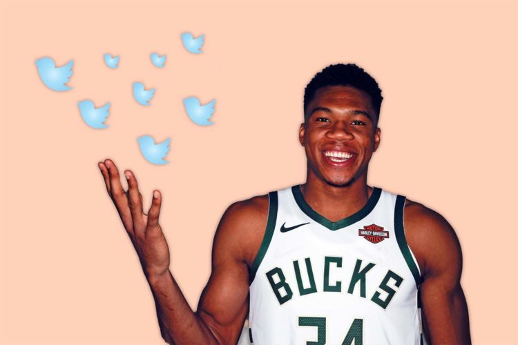 Smoothie king: 34 of Giannis' most Giannis tweets