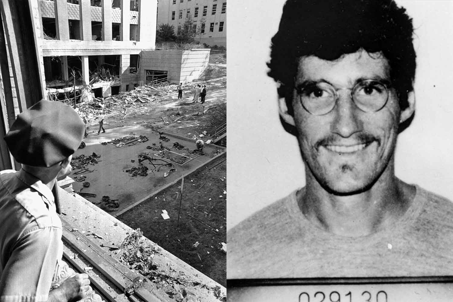 Sterling Hall bombing and Leo Burt